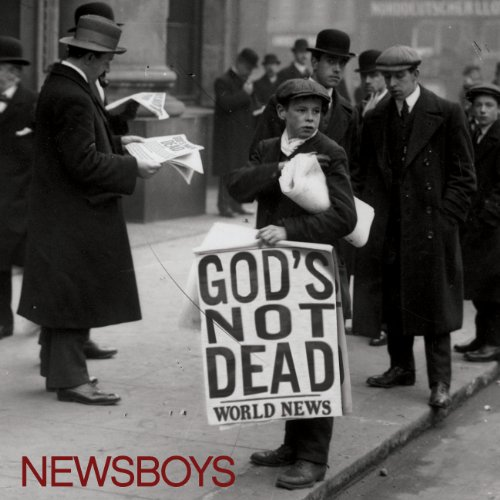 God's Not Dead Album Cover