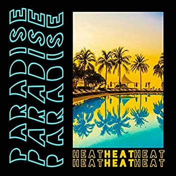 Paradise Heat - Ibiza Coast, Ambient Chillout, Under the Palms, Warm Nights
