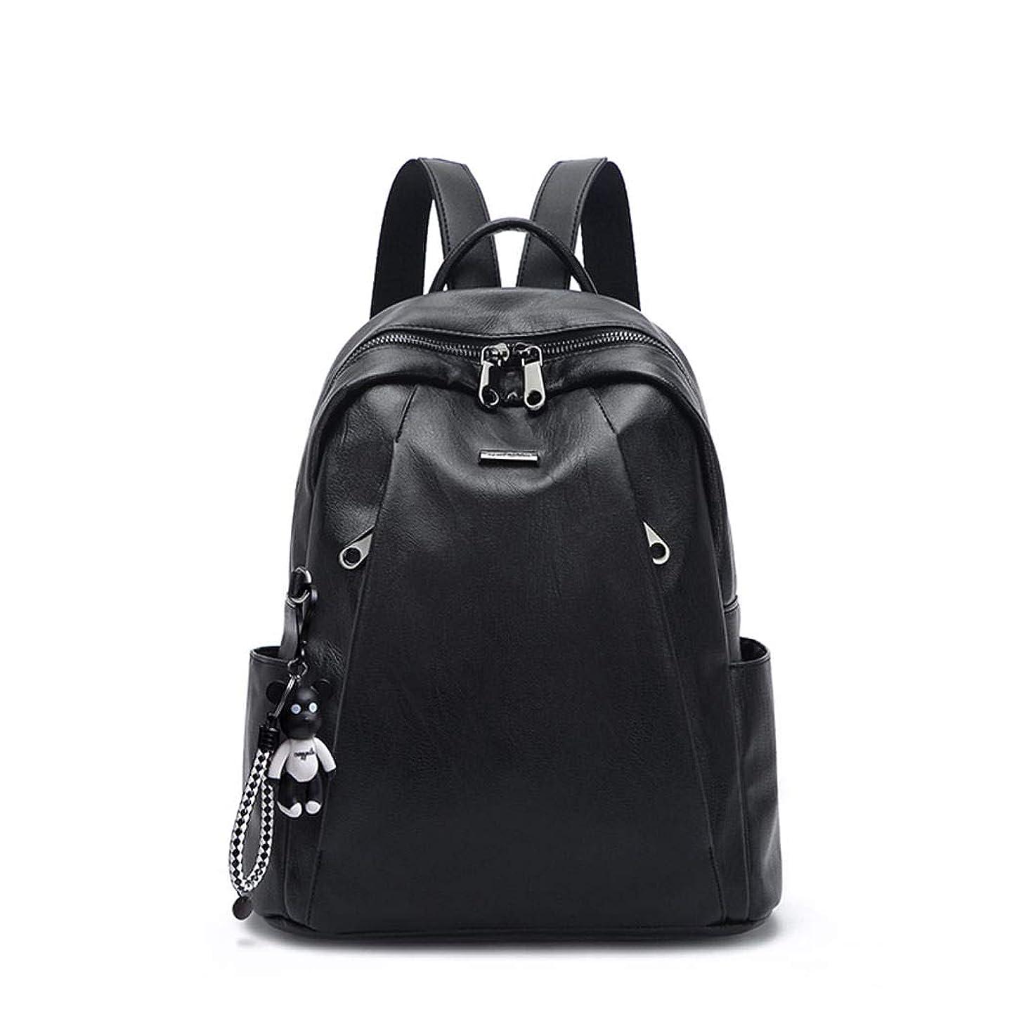 感謝するシャーロックホームズ額DOODOO レディース リュック ミニ バックパック PUレザー ポシェット Mini Rucksack Bag for Women
