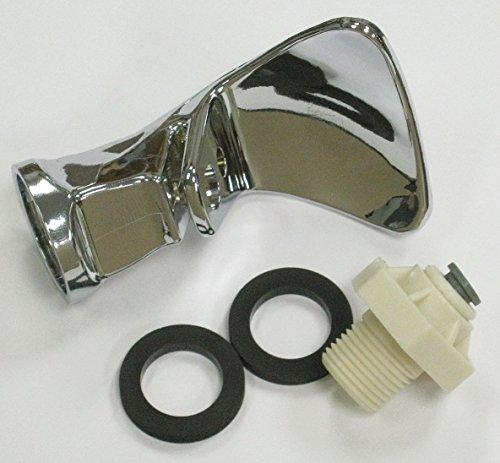 Chrome Bubbler Kit, for Halsey Taylor