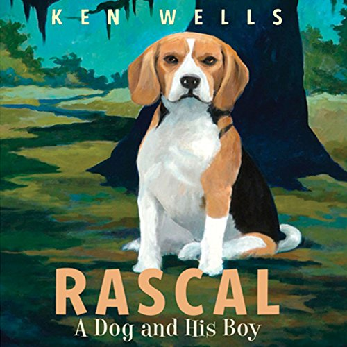 Rascal: A Dog and His Boy audiobook cover art