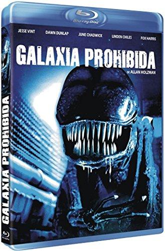Galaxia prohibida [Blu-ray]