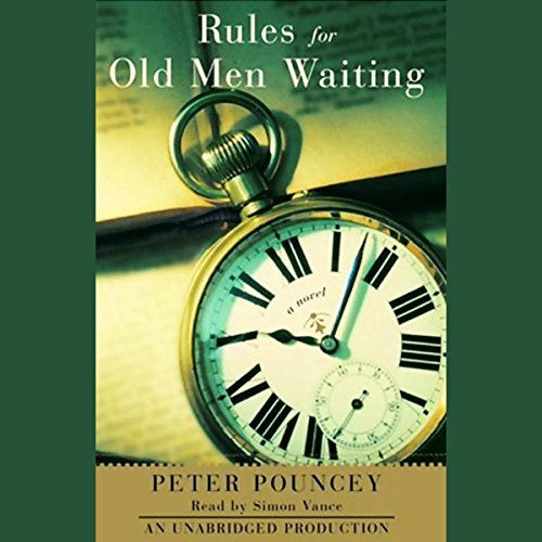 Rules for Old Men Waiting audiobook cover art