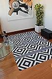 GleeGrass Alfombra Vinilica Q-Carpet Etnica (0,80 x 1,50 Metros)