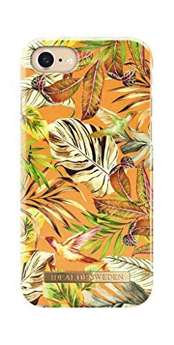 IDEAL OF SWEDEN Cover per Cellulare per iPhone 8/7/6/6S (Mango Jungle)