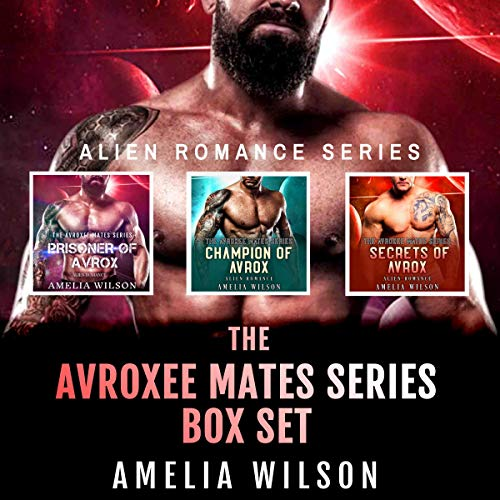 The Avroxee Mates Series Box Set Titelbild