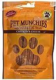 Pet Munchies - Pollo - Queso, 0.1KG