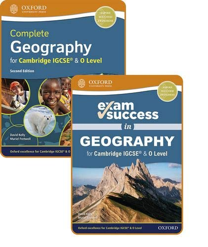 Complete Geography for Cambridge IGCSE (R) & O Level: Student Book & Exam Success Guide Pack