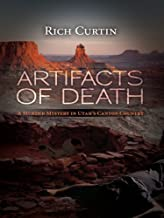 Artifacts of Death (Manny Rivera Mystery Series Book 1)