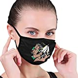 Fighting Sioux Logo Unisex Fashion Face Bandanas Head Band Wears Scarf Face Tube Neck Scarf