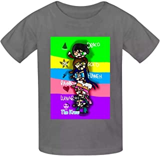 Knwazz Kids T-Shirts I Want to Leave Cool 3D Printed Short Sleeve Top Tees for Boys Girls