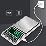 Best Pocket Scales - Digital Scales,Electronic Digital Pocket Scale, 0.001oz/0.01g 500g Precision Review