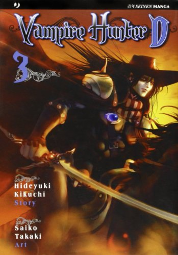 Vampire hunter D (Vol. 3)