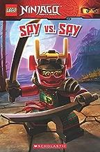 Spy vs. Spy (LEGO Ninjago: Reader #13)
