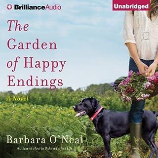 The Garden of Happy Endings audiobook cover art