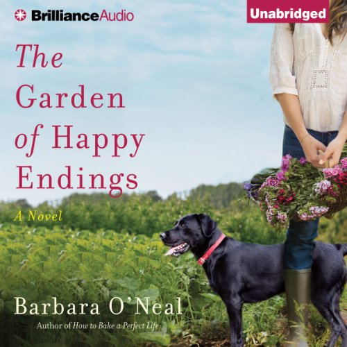 The Garden of Happy Endings audiobook cover art