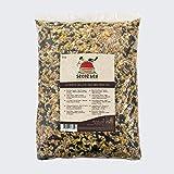 Seedzbox Perfetto Mix di Semi per Uccelli Selvatici Deluxe, Alimento per Uccelli, Confezione da 2kg, Mangime Bird Food