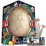 Dr. Daz Dinosaurier Ausgrabung Groß Ei Spielzeug für Kinder Dino Eier Ausgraben Geburtstag Party Set Kindergeburtstag Gastgeschenke Jungen Ab 6 7 8 9 10 Jahre