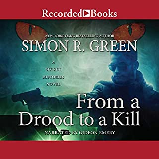 From a Drood to a Kill audiobook cover art