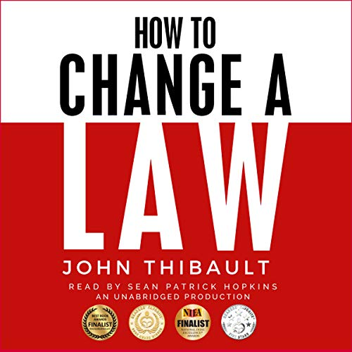 How to Change a Law cover art