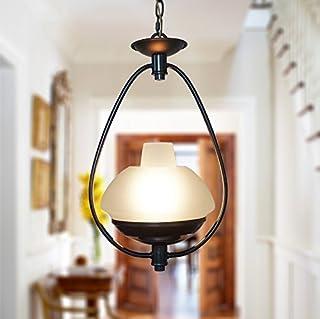 American Aisle Balcony Lamp Kerosene Small Chandelier