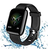 5 Years TechKing Warranty All Over India Smart notifications for sms, calls, whatsapp, and other app Use a larger 1.3-inch screen , larger words, clearer, high sensitivity touch, the screen can achieve various operations, smart call reminder, camera,...