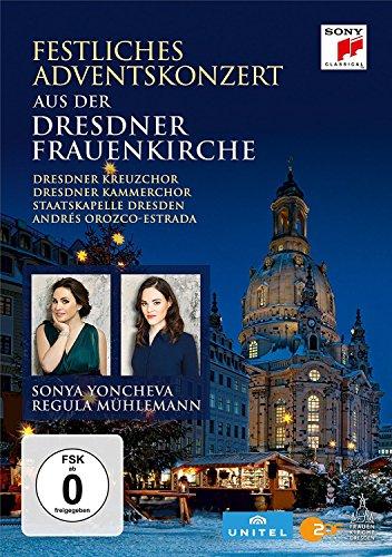 Festliches Adventskonzert 2016 aus der Dresdner Frauenkirche