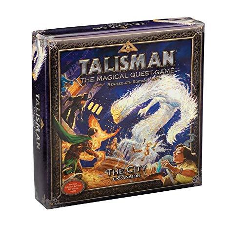 Pegasus Spiele 56208E - Talisman - The City (Expansion)