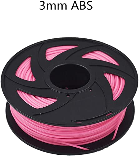 lowest ABS 3D Printer Filament - 2.20 lb online (1KG) The Diameter of 3.00 mm, Dimensional Accuracy ABS Multiple lowest Color (Luminous Red) online