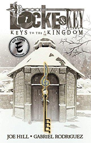 Locke & Key Volume 4: Keys to the Kingdom: 04