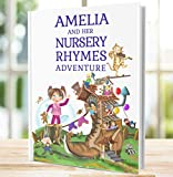 Personalised Gift for Baby and Child - A Personalised Book of Nursery Rhymes