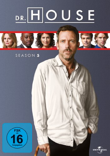 Dr. House - Season 5 [6 DVDs]