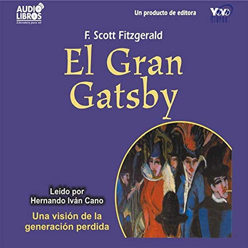 El Gran Gatsby  By  cover art