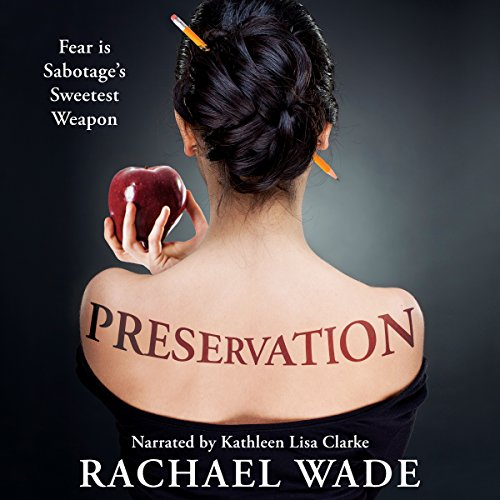 Preservation: Preservation, Book 1 audiobook cover art