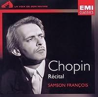 Recitals 1960 - S. Francois