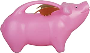Esschert Design Watering Can - Pink Flying Pig (TG87)