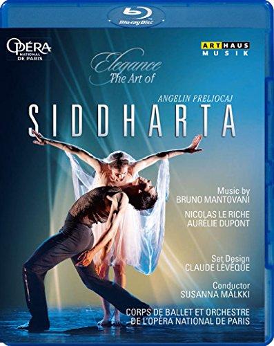 Elegance - Mantovani, B.: Siddharta [Ballet] (Paris Opera Ballet, 2010) [Blu-ray]