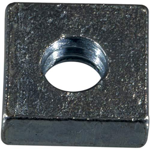 Hard-to-Find Fastener 014973314491 Coarse Square Nuts, 12-24, Piece-30