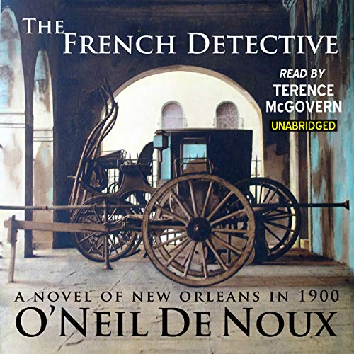 The French Detective (Jacques Dugas New Orleans Mysteries) audiobook cover art