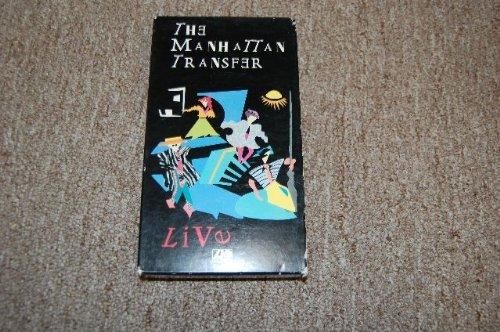 Manhattan Transfer Live [VHS]