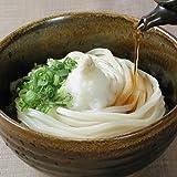 讃岐うどんの定番メニュー生醤油うどんセット・さぬきうどんの亀城庵