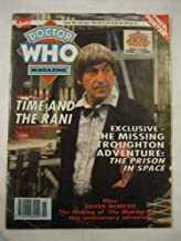 Doctor Who Magazine #198 1993 Time & The Rani Prison in Space Troughton Silver Nemesis