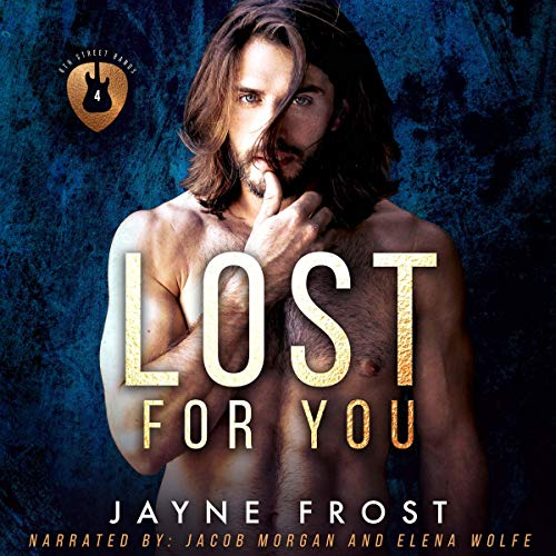 Lost for You audiobook cover art