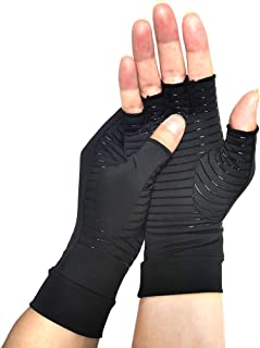 Arthritis Compression Gloves for Men Women Compression Arthritis Gloves for Arthritis Hands Pressure Glove for Everyday Support Relieve Pain Tendonitis (Small)