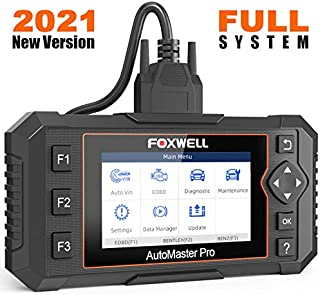 FOXWELL NT624 Elite OBD2 Scanner All Systems Car Diagnostic Scanner for All Cars with Oil Light Reset and EPB Reset Servic...