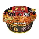 東洋水産 マルちゃん正麺 カップ 炎の汁なし担々麺 132g×12個