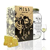 #My Brewery DRINK YOUR OWN BEER | Kit para fabricar Hidromiel | 3,8 litros | Receta azahar | 11%...