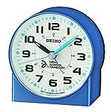 Seiko Despertador, Azul, 8.2 x