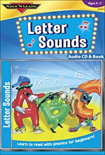 letter sounds audio