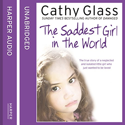 The Saddest Girl in the World audiobook cover art